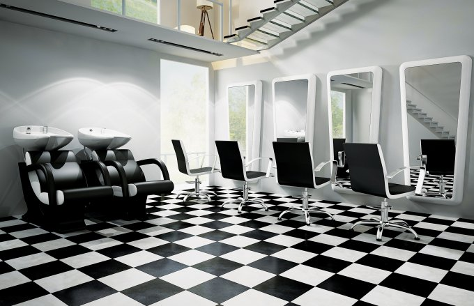 jak wybiera� meble do salonu fryzjerskiego